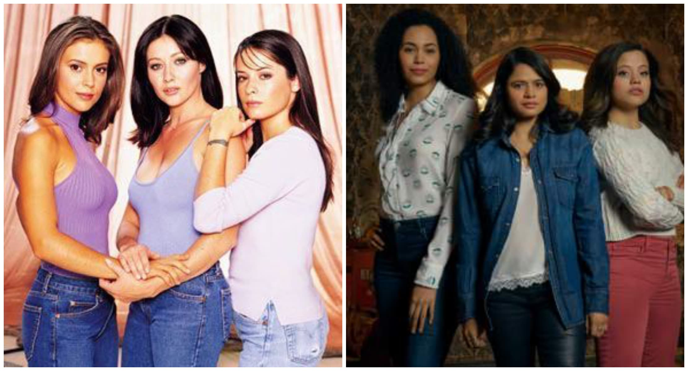 Charmed : M6 refuse de diffuser le reboot de la série