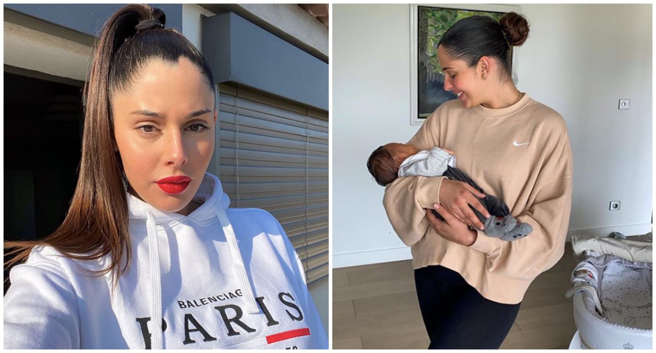 Coralie Porrovecchio : la jeune maman est déprimée par ses vergetures