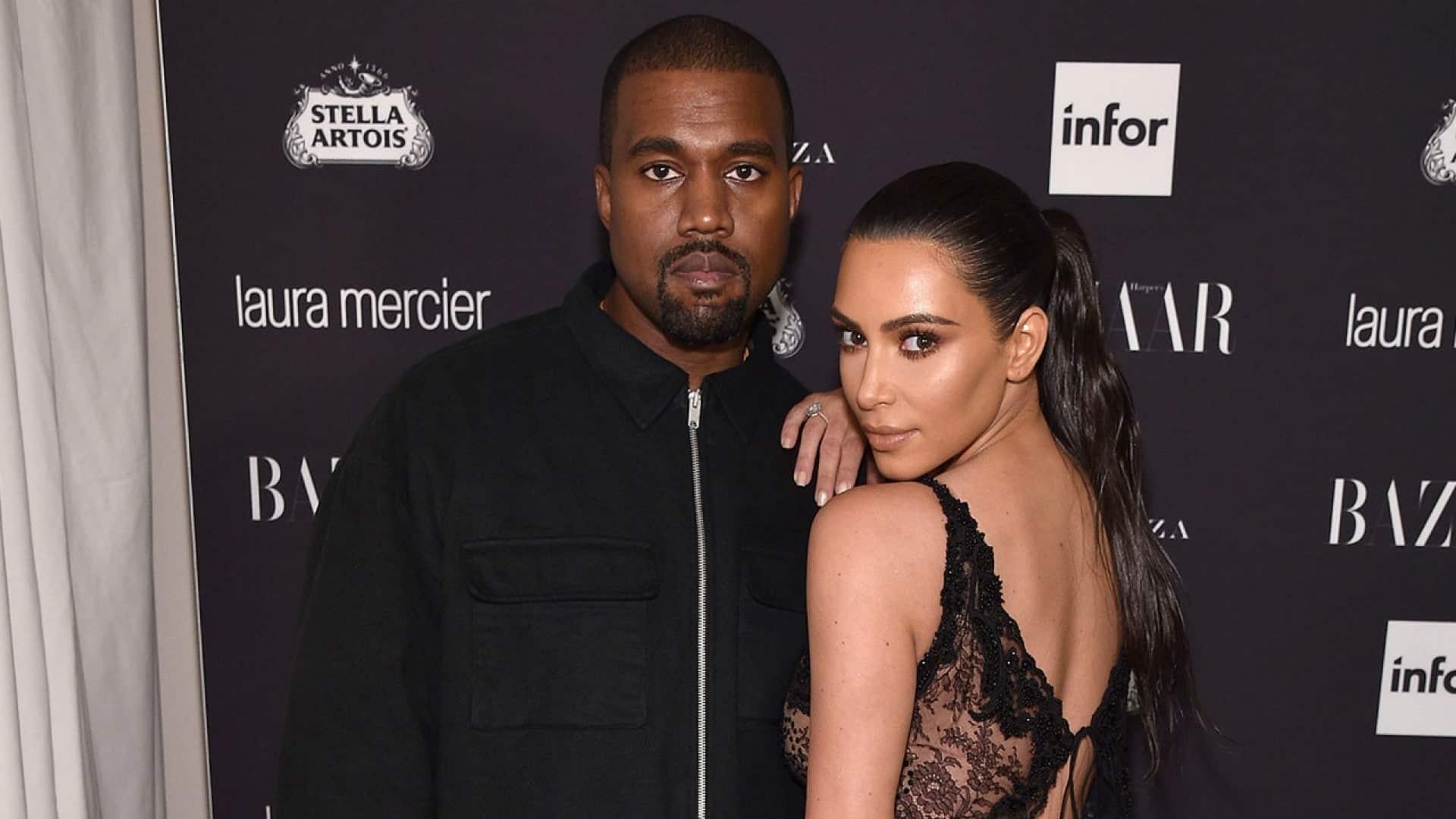 Kanye West : il accuse Kim Kardashian et sa belle-famille de vouloir le faire interner !