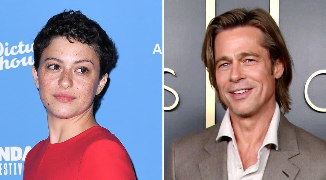 Alia Shawkat : elle répond enfin aux rumeurs de couple avec Brad Pitt