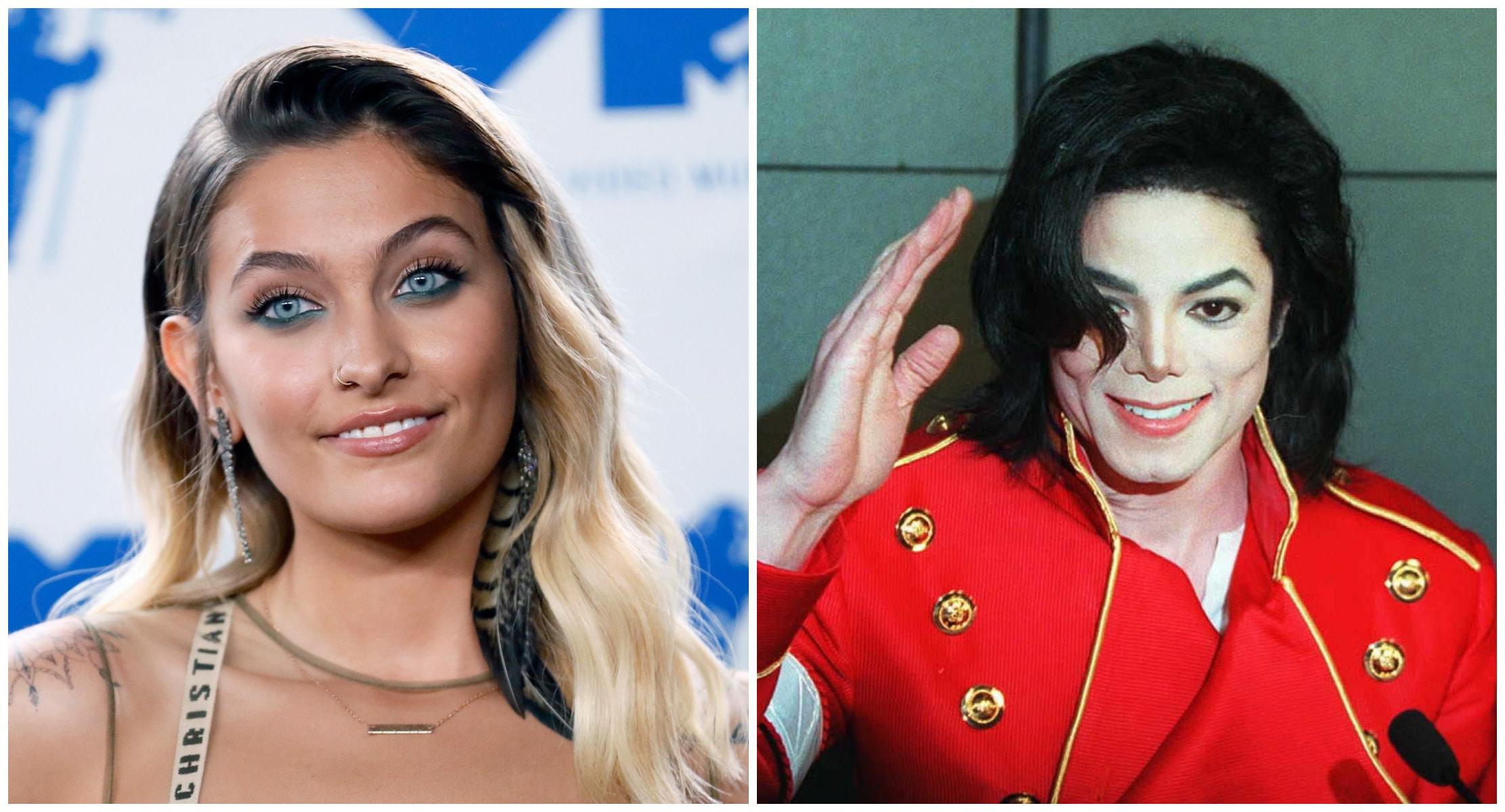 Michael Jackson taquinait sa fille Paris sur sa sexualité