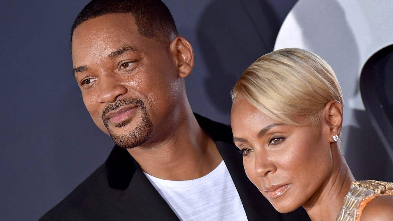 Jada Pinkett Smith parle de sa relation avec un rappeur devant son mari Will Smith