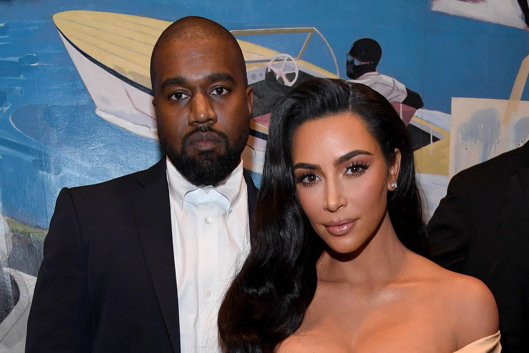 "Kanye West ""bipolaire"" : Kim Kadashian brise le silence"