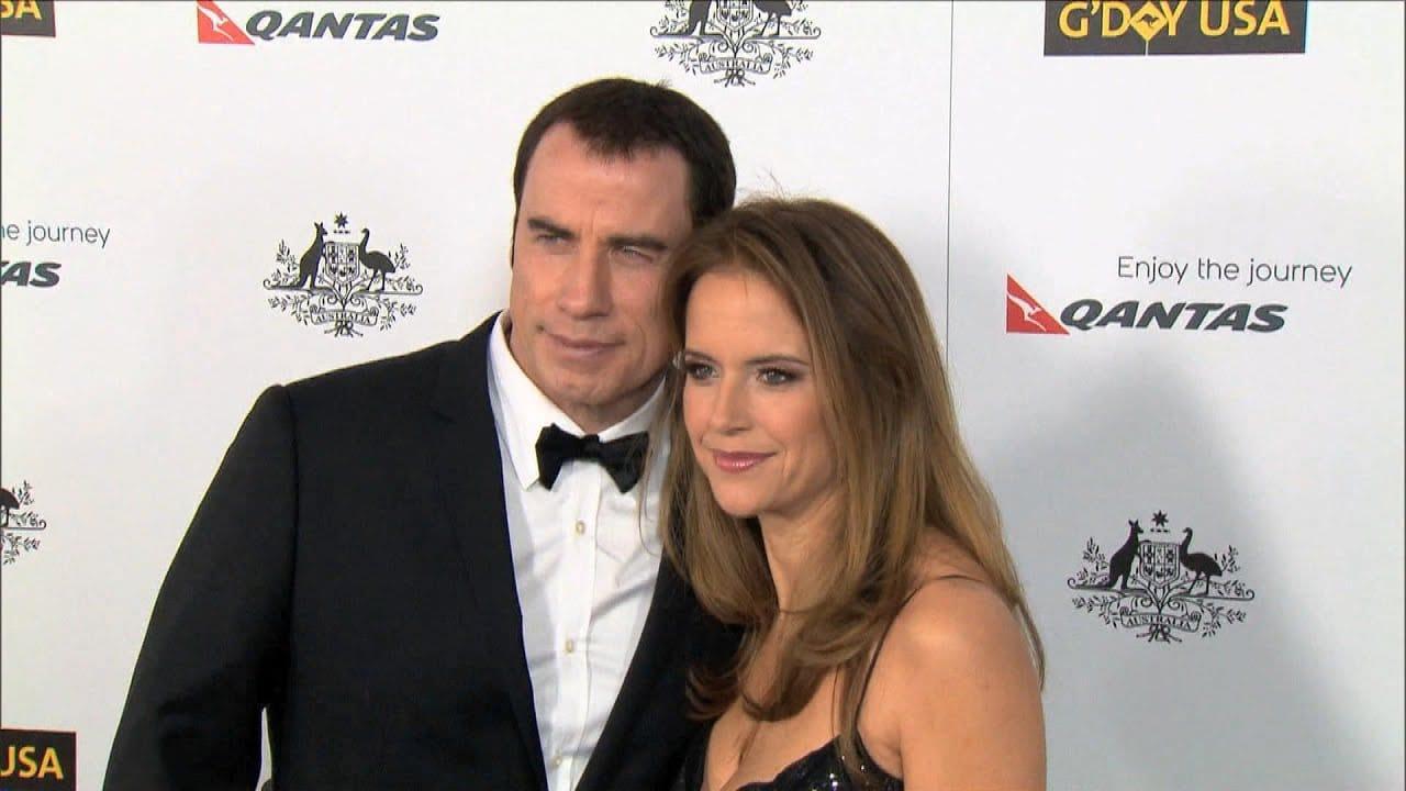 John Travolta : très touché suite au décès de sa femme Kelly Preston. il annonce vouloir faire une pause dans sa carrière