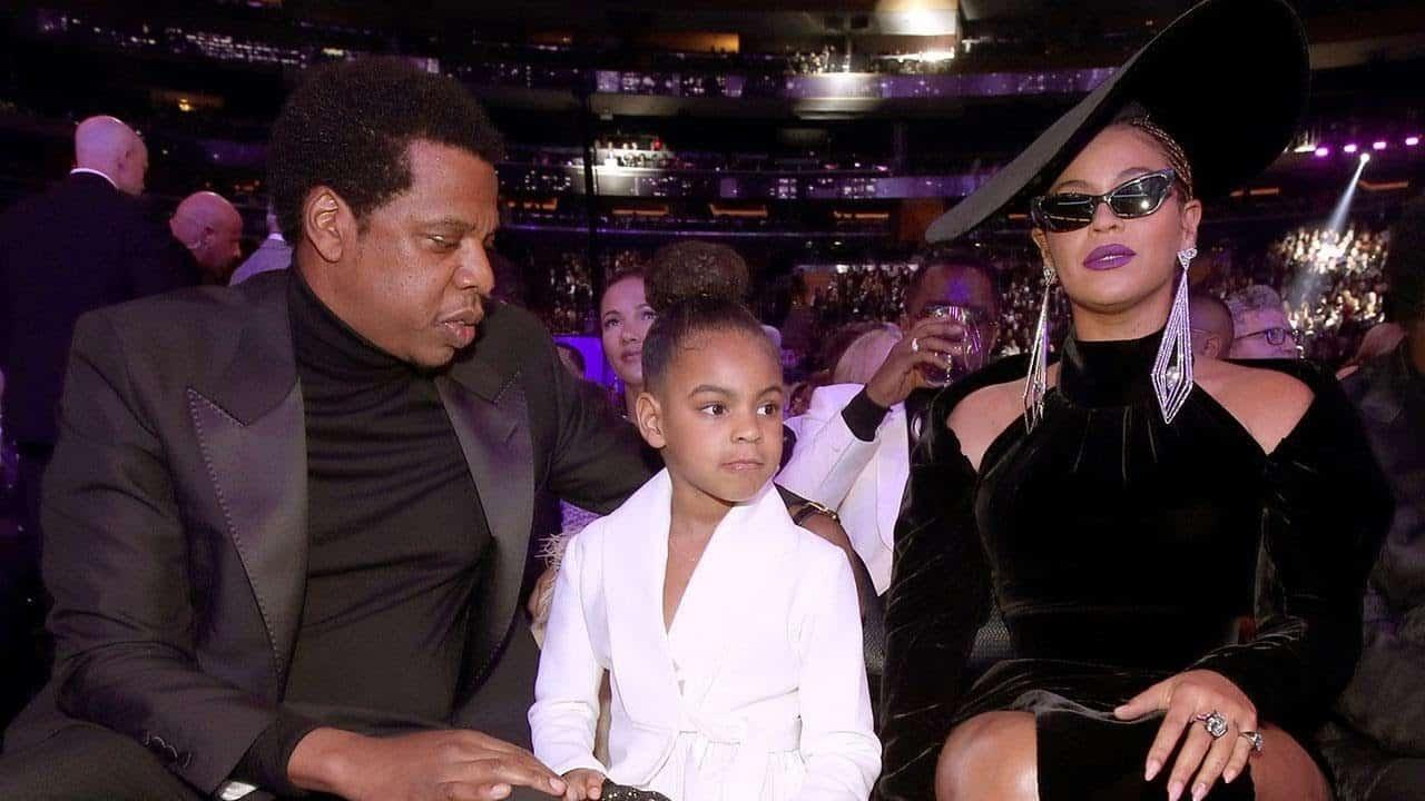 Blue Ivy : la fille de Beyonce devenue la plus jeune lauréate des BET Awards