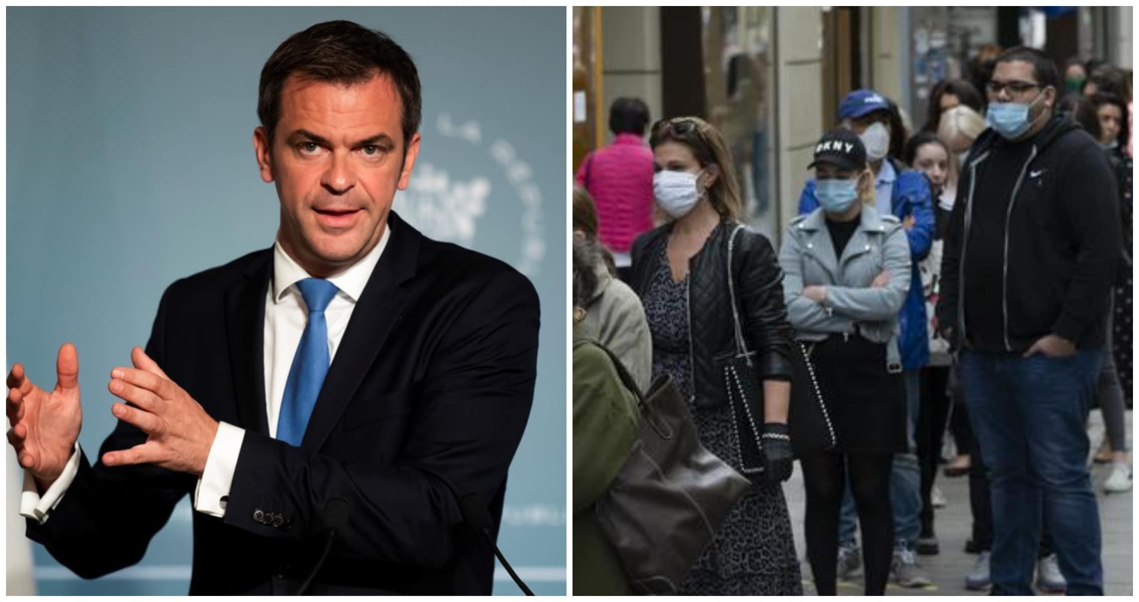 Port du masque obligatoire : Olivier Véran annonce les lieux clos concernés et les points importants à savoir