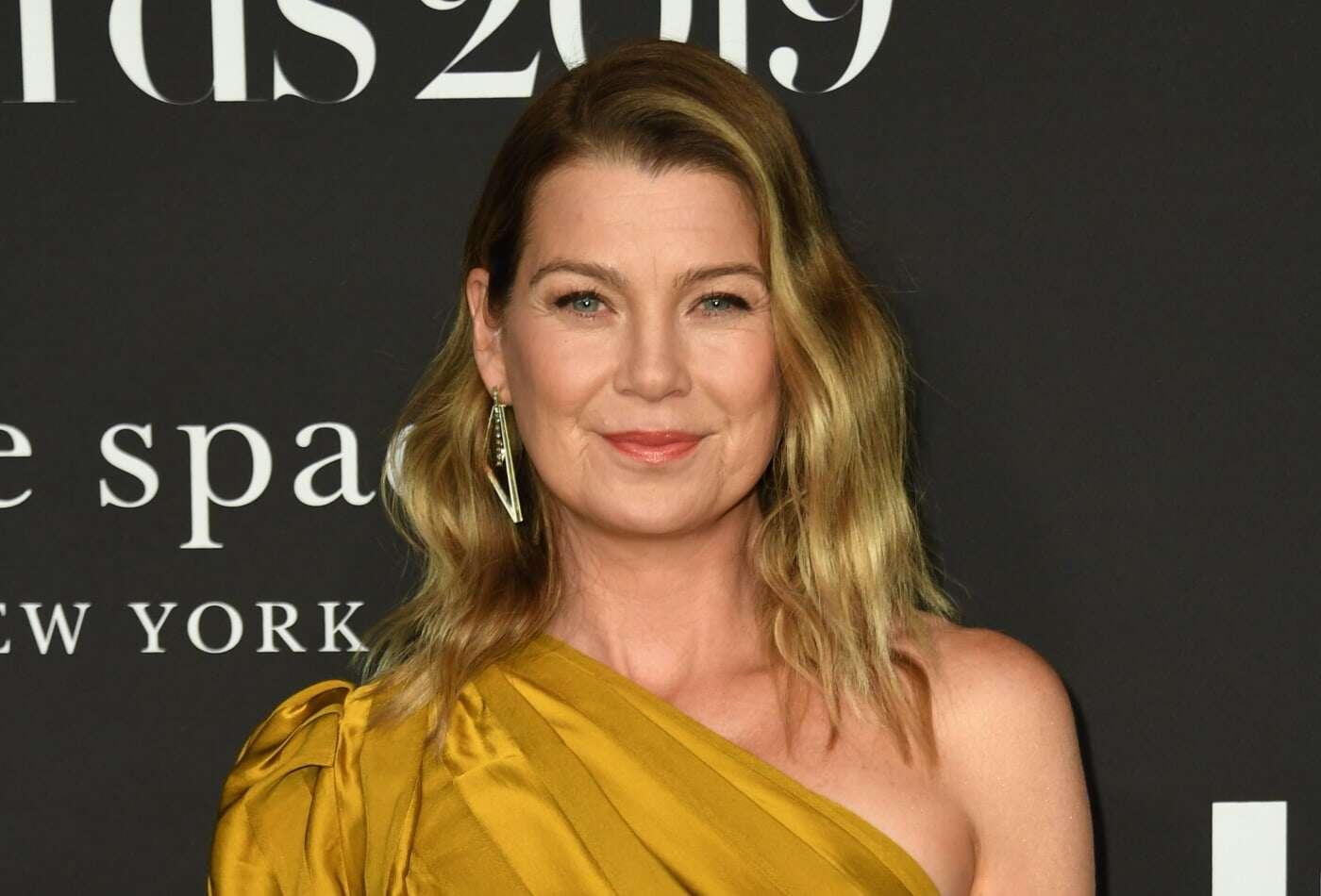 Ellen Pompeo : l'actrice avoue être restée sur le tournage de Grey's Anatomy pour l'argentE