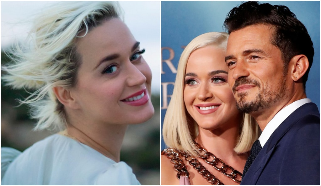 Katy Perry enceinte : la chanteuse montre la jolie chambre de sa future fille