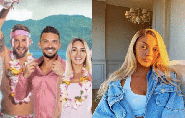 """Wejdene : elle est venue dans Les Marseillais afin d'interpréter son nouveau single """"Coco"""""""