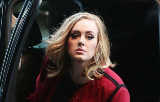 Adele : la chanteuse encore bien amincie, s'offre un nouveau look