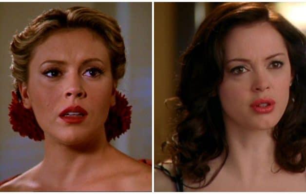 Charmed : Rose McGowan attaque Alyssa Milano et dénonce son attitude toxique sur le tournage