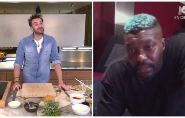 Tension dans Tous en cuisine : Djibril Cissé s'emporte contre Cyril Lignac et se fait recadrer