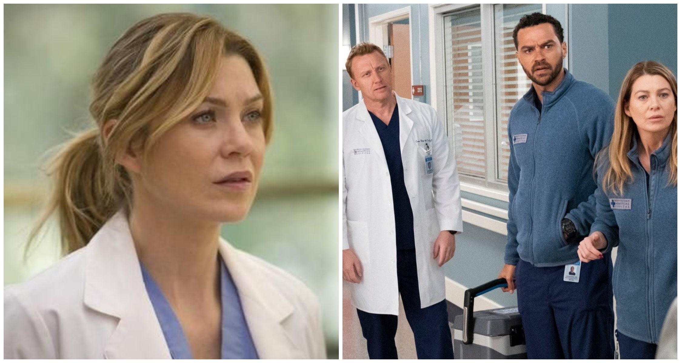 Ellen Pompeo (Grey's Anatomy) révèle pourquoi elle veut bientôt quitter la série