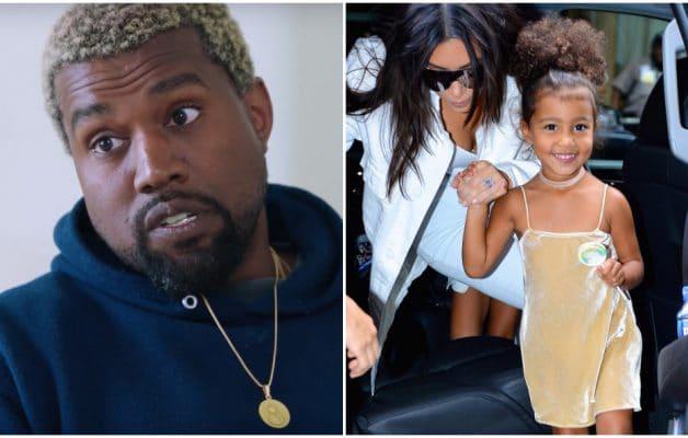 Kanye West 'tué' : il publie des messages dérangeants sur lui et sa fille North