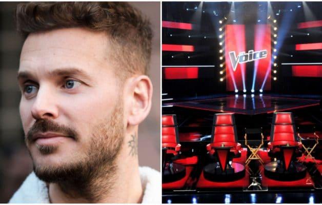 Pourquoi Matt Pokora n'intègrera plus jamais le jury de The Voice