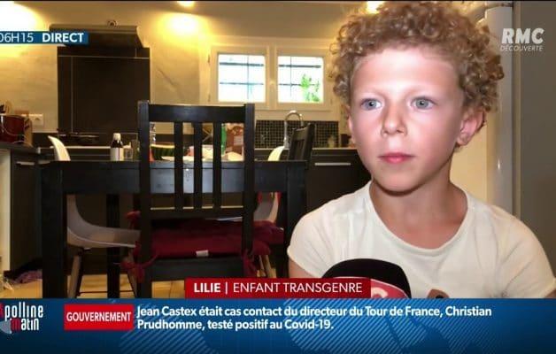 Vaucluse : la rentrée presque comme les autres de Lilie, 8 ans, transgenre