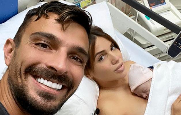 Manon et Julien Tanti : ils présentent leur fille Angelina sur Instagram