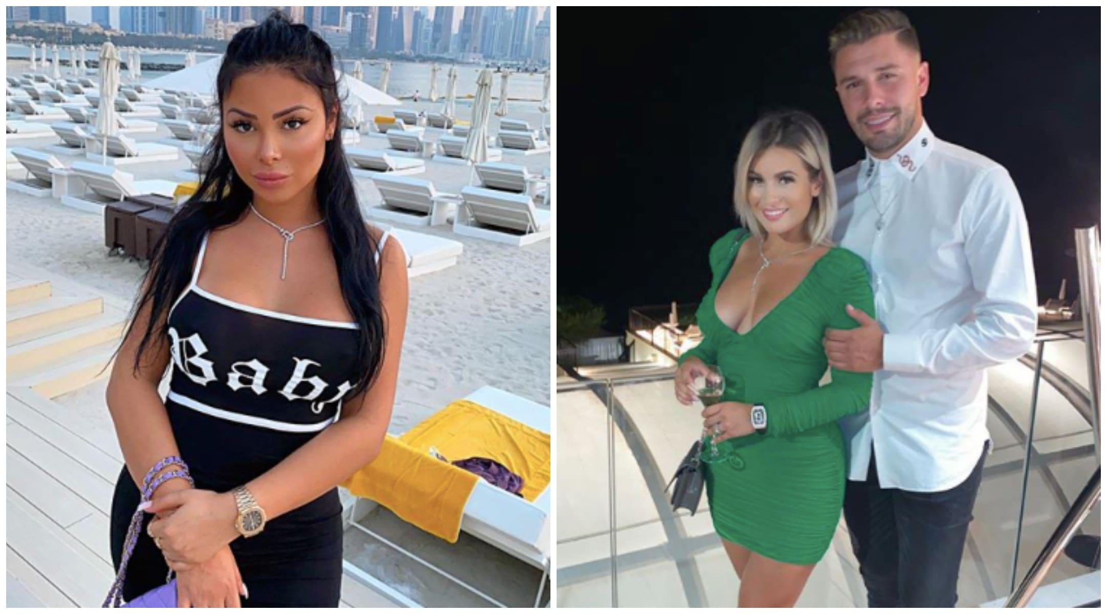 Maeva Ghennam (LMvsMonde5) fait une belle déclaration d'amitié à Carla Moreau et Kevin Guedj