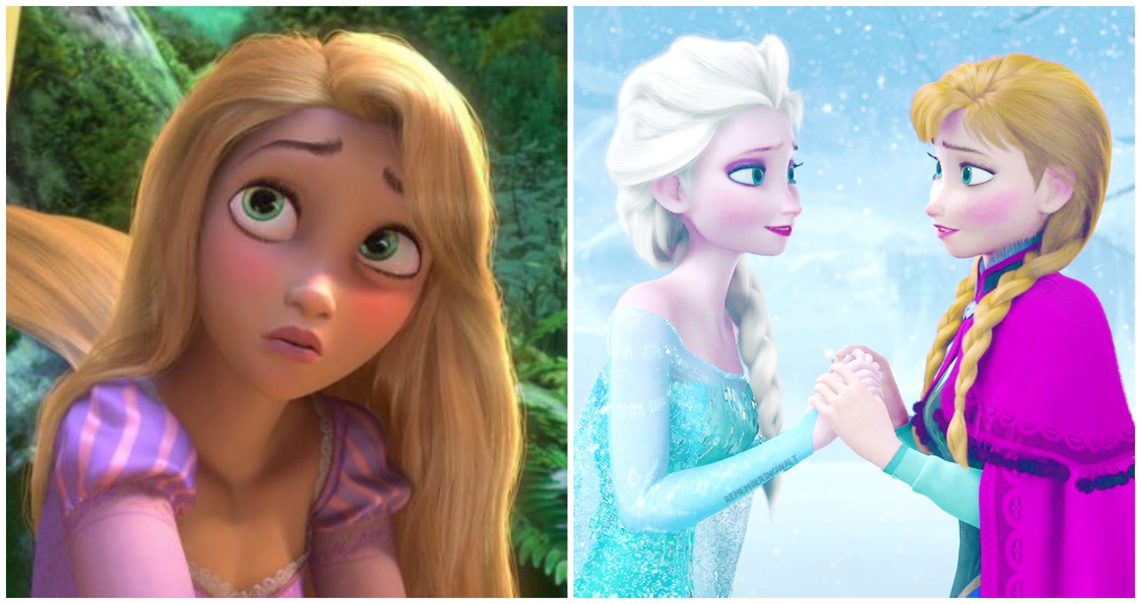 Découvrez la Princesse Disney qui serait bien la cousine d'Anna et Elsa de La Reine des Neiges !