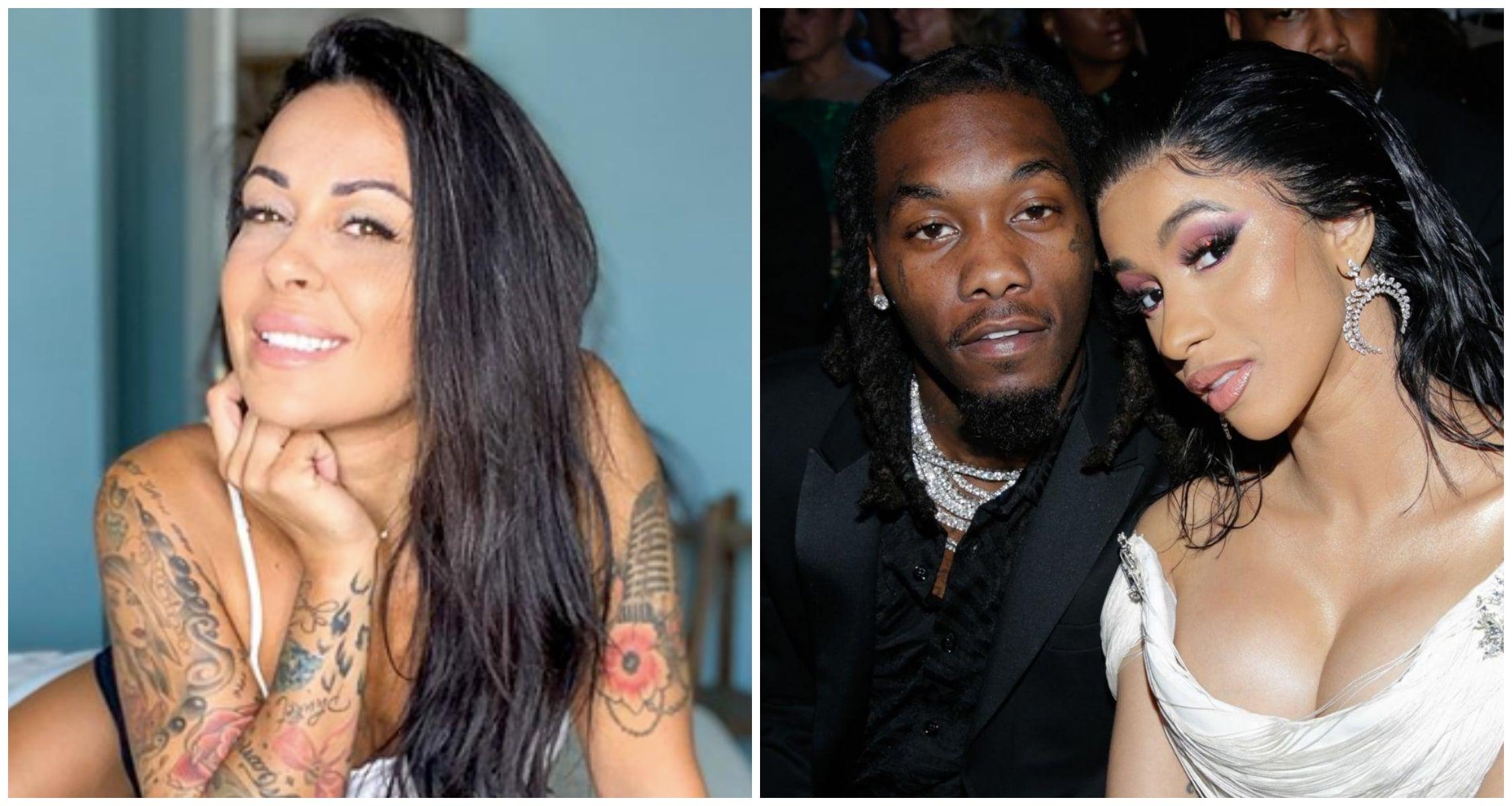Shanna Kress : accusée d'avoir causé la rupture entre Cardi B et Offset