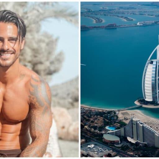 Benji Samat à Dubaï : il emménage enfin dans sa nouvelle maison