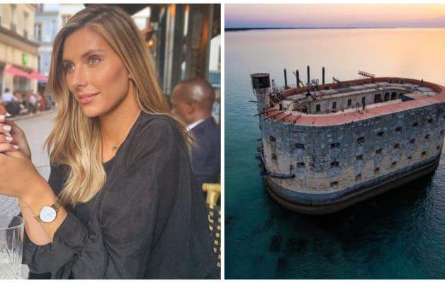 Camille Cerf incarnera un nouveau personnage dans Fort Boyard