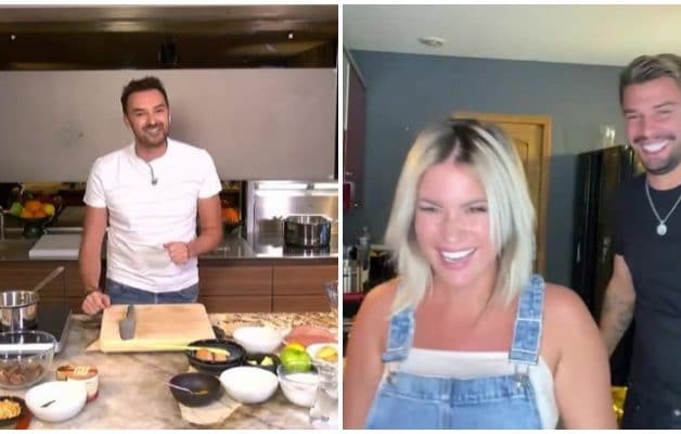 Tous En Cuisine : Carla Moreau se fait reprendre par Cyril Lignac devant sa fille Ruby