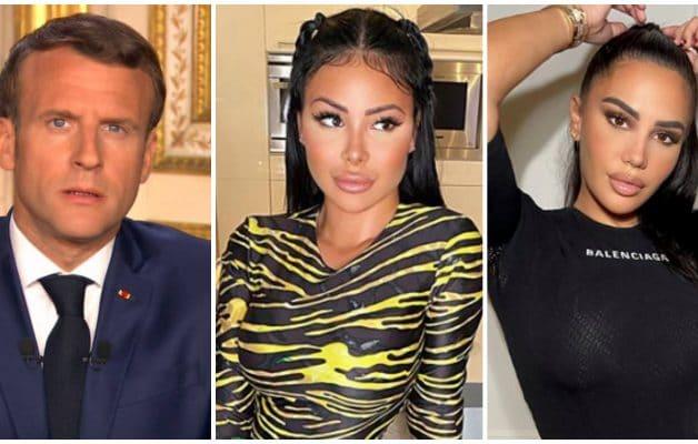 Emmanuel Macron annonce le couvre-feu, Milla, Maeva, Fidji et Raph réagissent !