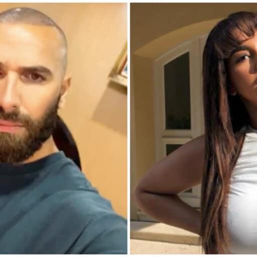 Mujdat Saglam : les photos de sa petite amie Feliccia avant la chirurgie