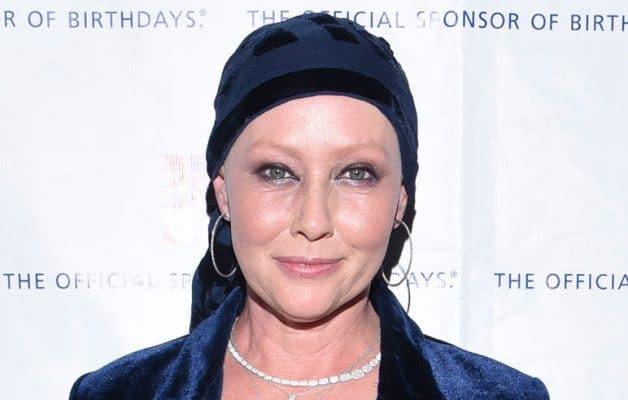 Shannen Doherty atteinte d'un cancer au stade IV : l'actrice parle de son état de santé
