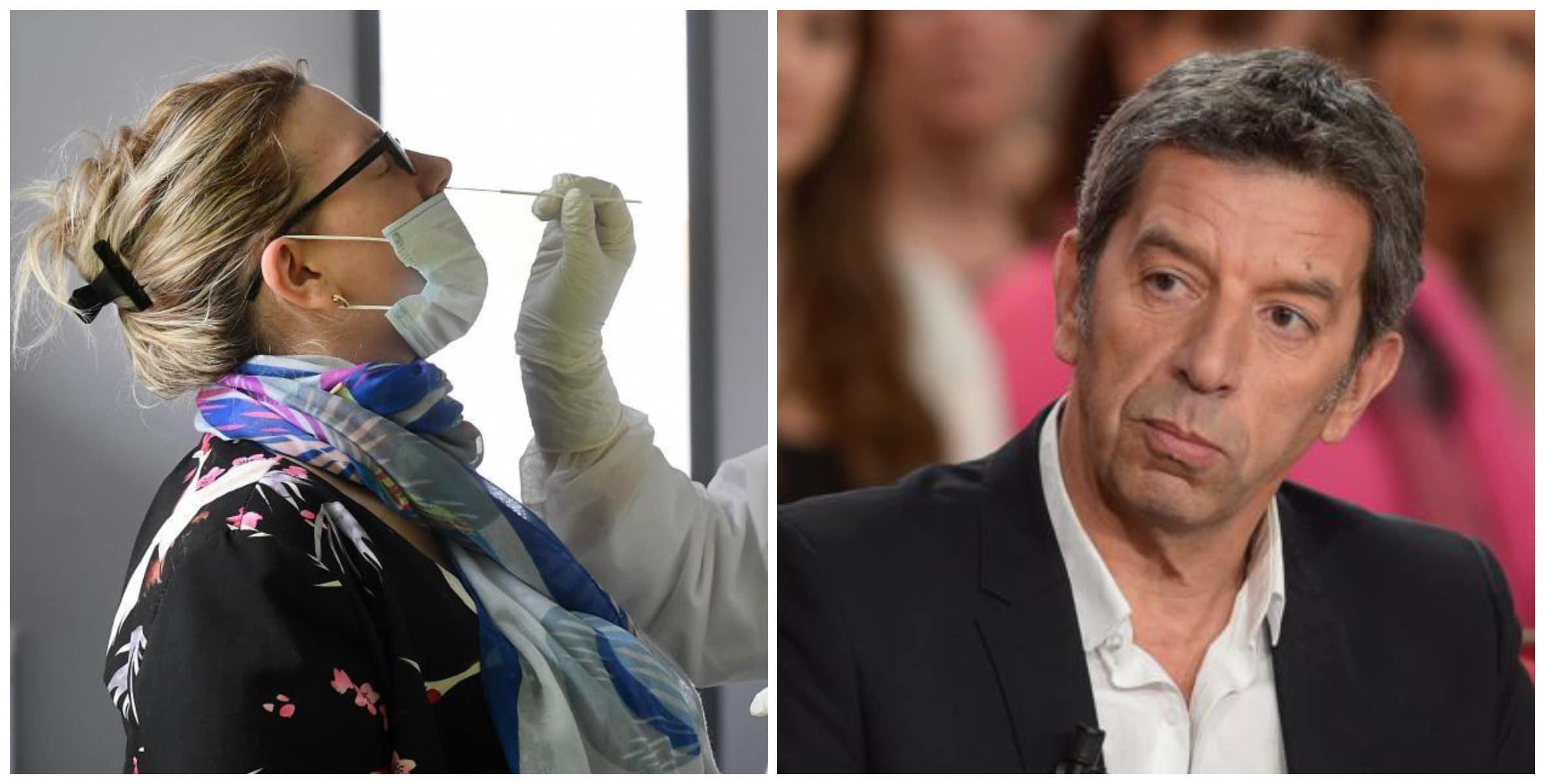 Covid-19 : Michel Cymes explique pourquoi certains sont contaminés et d'autres pas