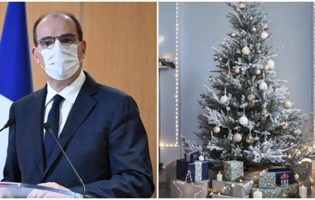 Covid-19 : Jean Castex annonce les mesures importantes à suivre pour fêter Noël cette année
