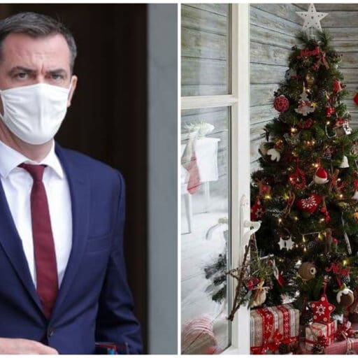 Covid-19 : Noël 'ne sera pas une fête normale' prévient le ministre de la Santé