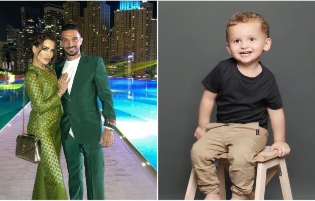 Julien et Manon Tanti : la danse de leur fils Tiago plaît beaucoup
