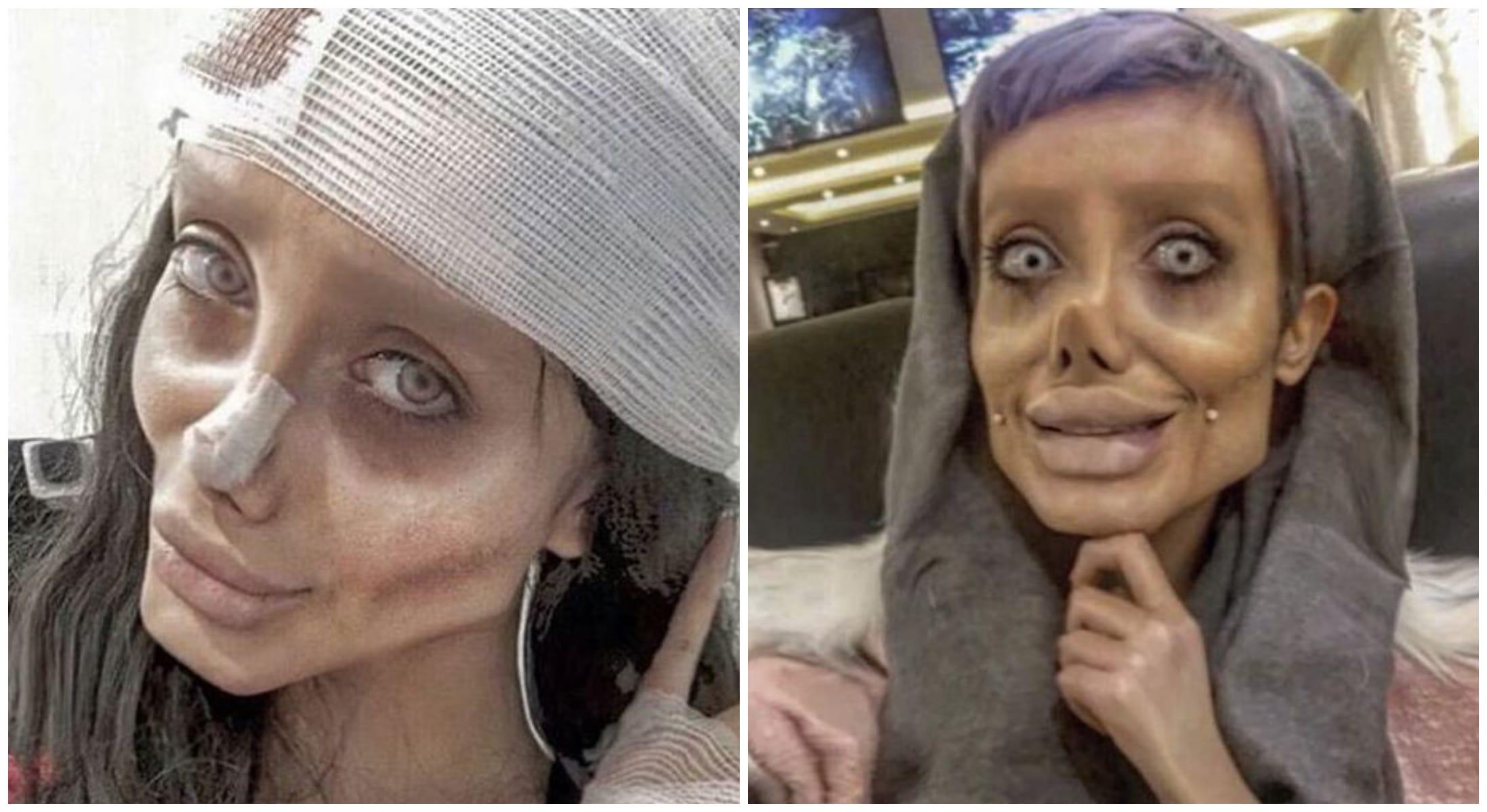 Angelina Jolie : son sosie 'zombie' lui demande de l'aide, elle risque 10 ans de prison