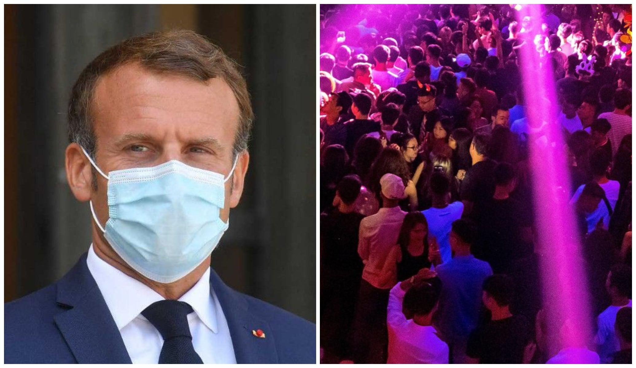 Les discothèques de retour en janvier 2021 ? Emmanuel Macron prend la parole