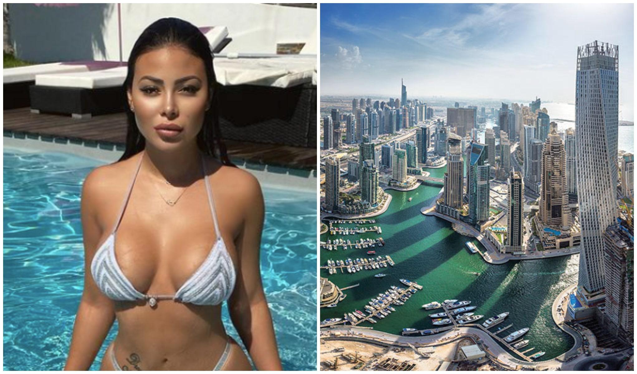 Maeva Ghennam : arrivée à Dubaï, elle montre son luxueux appartement