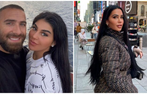 Mujdat Saglam : lui et sa chérie Feliccia taclent Milla Jasmine sur Snapchat