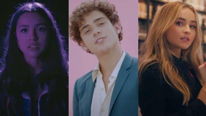 Comment la nouvelle génération de stars Disney se répond en chanson