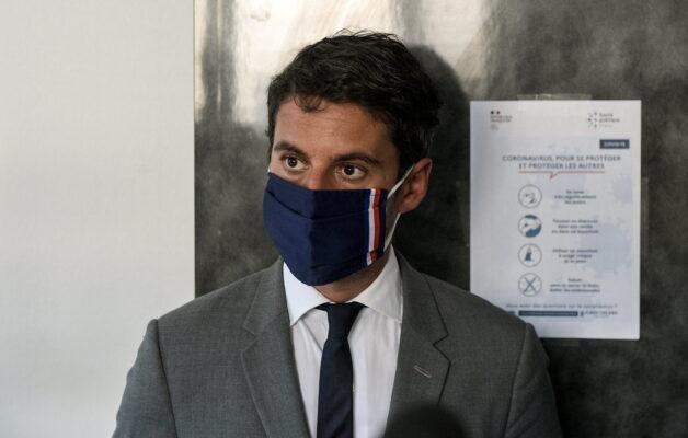 Covid-19 : la France vers un nouveau confinement ? Gabriel Attal prend la parole