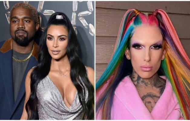 Kim Kardashian trompée par Kanye West avec Jeffree Star ?