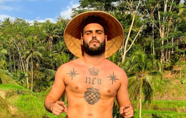 Nikola Lozina : il montre sa transformation physique et ses nouveaux tatouages
