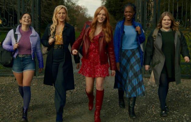 Winx (Netflix) : les importantes différences d'âges entre les persos et les acteurs