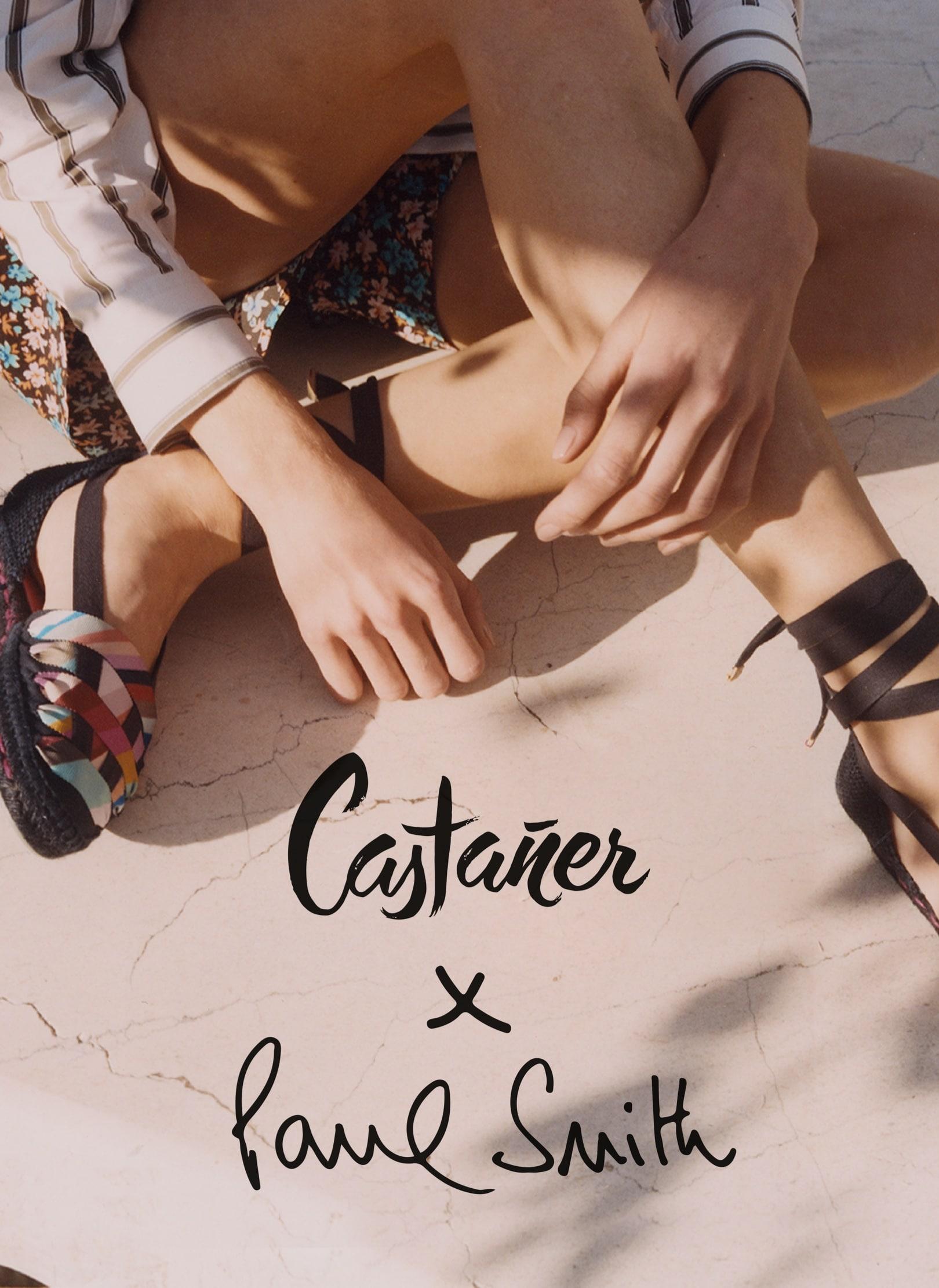 Castaner et Paul Smith