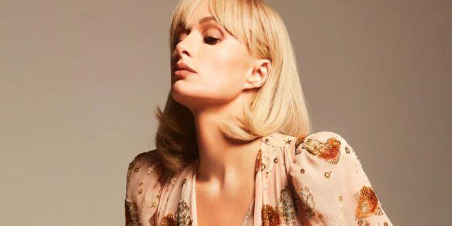 Paris Hilton : complètement métamorphosée pour une marque française !