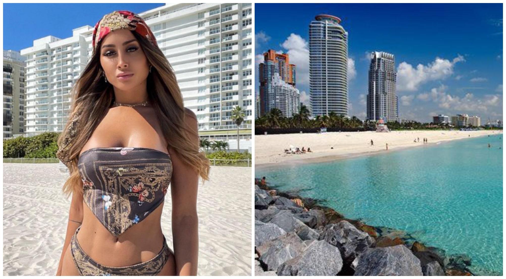 Océane El Himer : coincée à Miami, elle raconte sa mésaventure