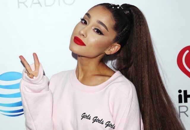 Ariana Grande a touché une somme astronomique pour participer à The Voice en tant que coach
