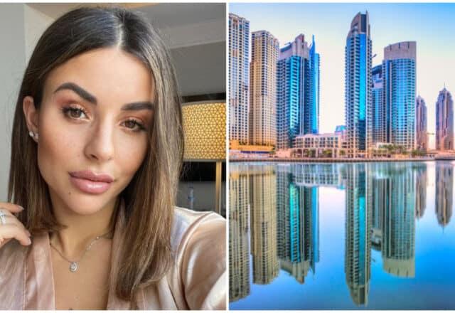 Rym Renom explique pourquoi elle a décidé de partir vivre à Dubaï