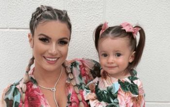 Carla Moreau : critiquée pour toujours dormir avec sa fille Ruby, elle rétorque