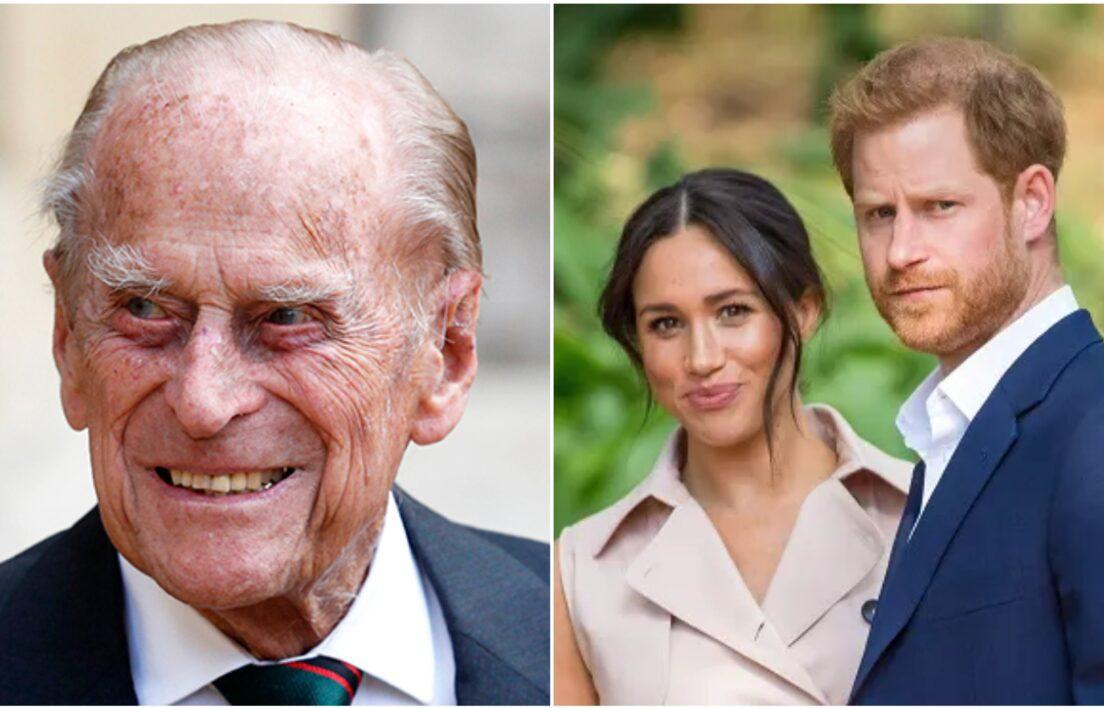 Mort du Prince Philip : l'hommage du Prince Harry et Meghan Markle très critiqué